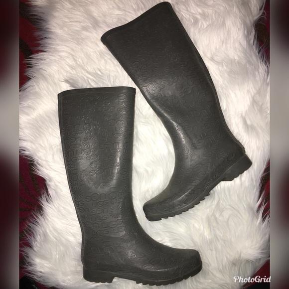 4b4a90bca3a Women's Ugg rain boots